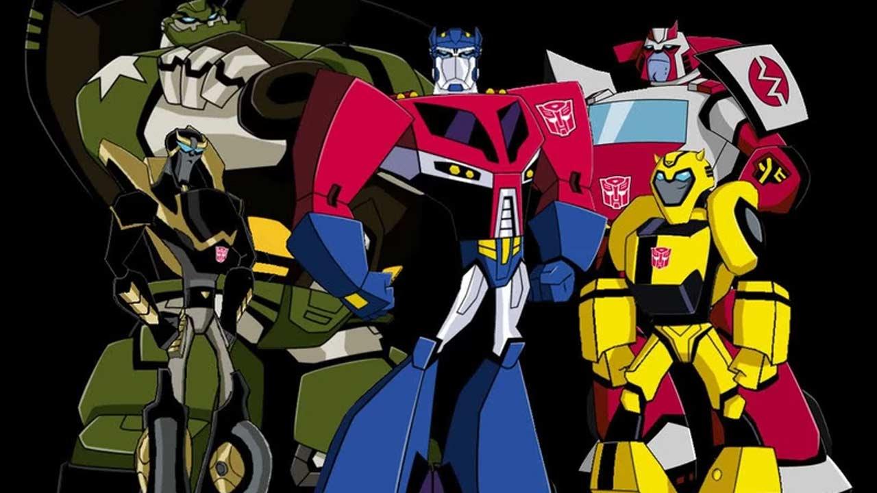 Une série animée Transformers pour 2020 sur Netflix