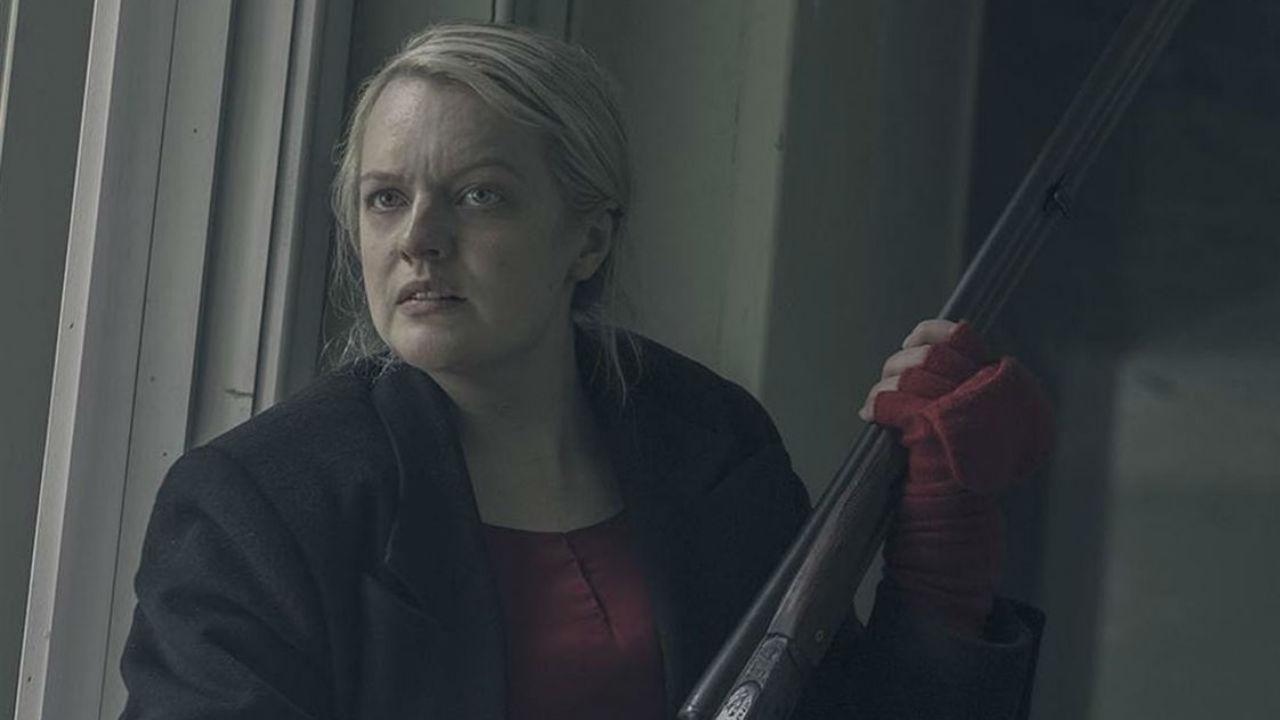 The Handmaid's Tale saison 3 : June devient méchante sur les photos de tournage [SPOILERS]