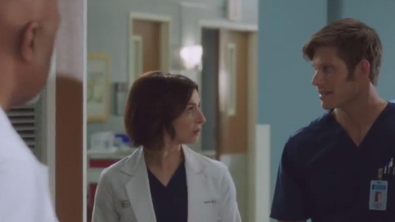 Grey's Anatomy saison 15 : la tension monte d'un cran dans le teaser de l'épisode 18
