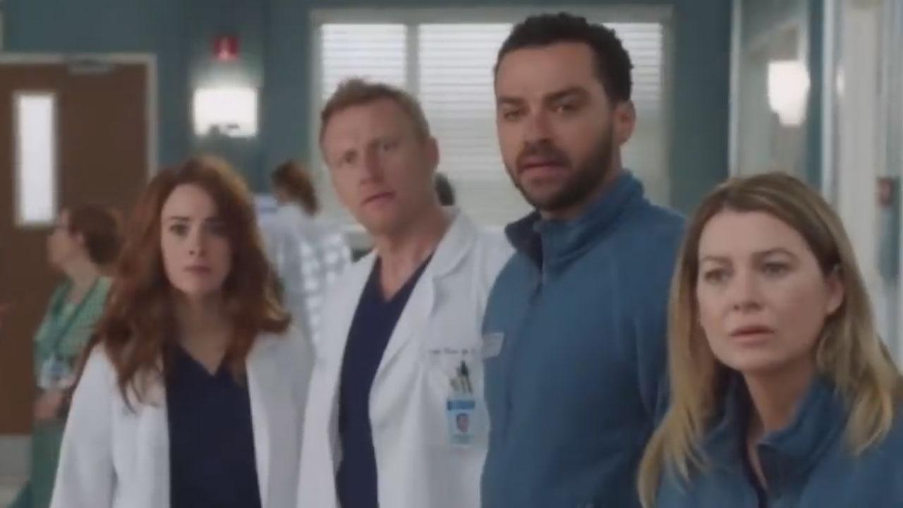 Grey's Anatomy saison 15 : un retour inattendu dans le teaser de l'épisode 20