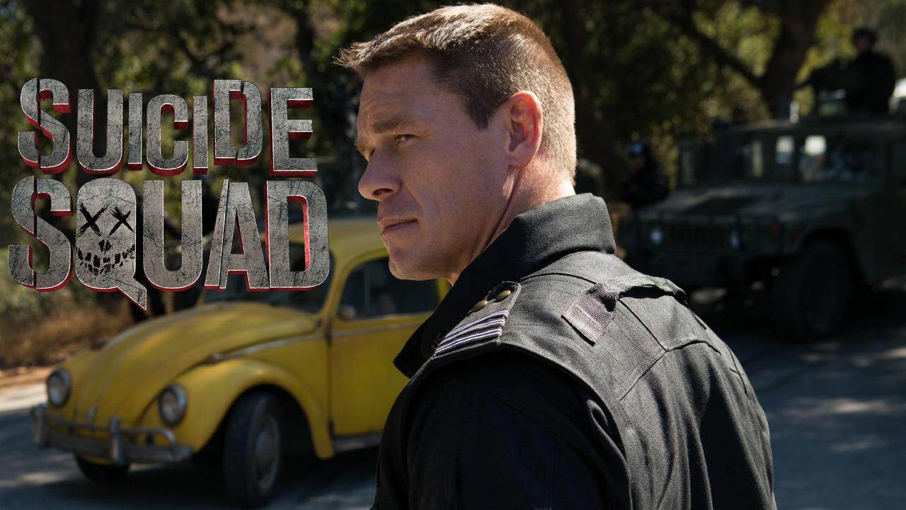 The Suicide Squad : John Cena va-t-il muscler le casting du film DC Comics ?
