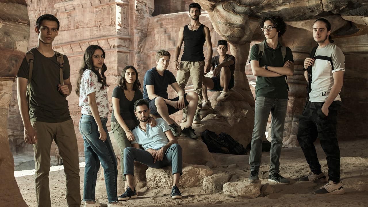 Netflix : découvrez le teaser de Jinn, première série arabe du géant américain