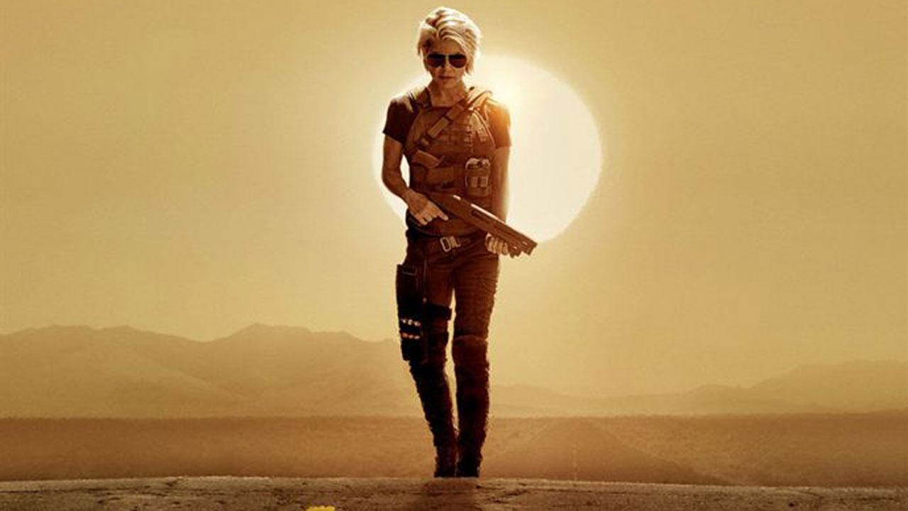 Terminator: Dark Fate, Maléfique 2, Annabelle 3... Les photos ciné de la semaine
