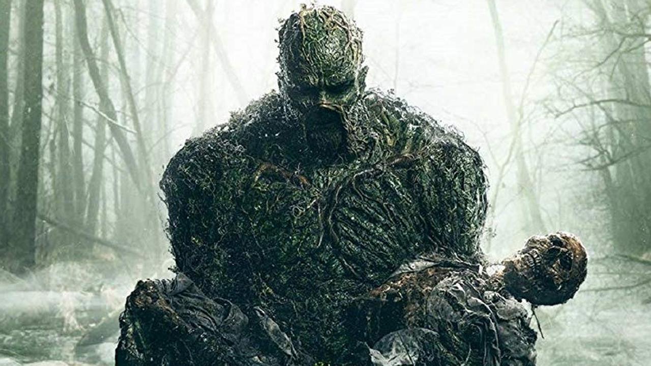 Swamp Thing annulée : le héros de la série DC n'avait pas été prévenu