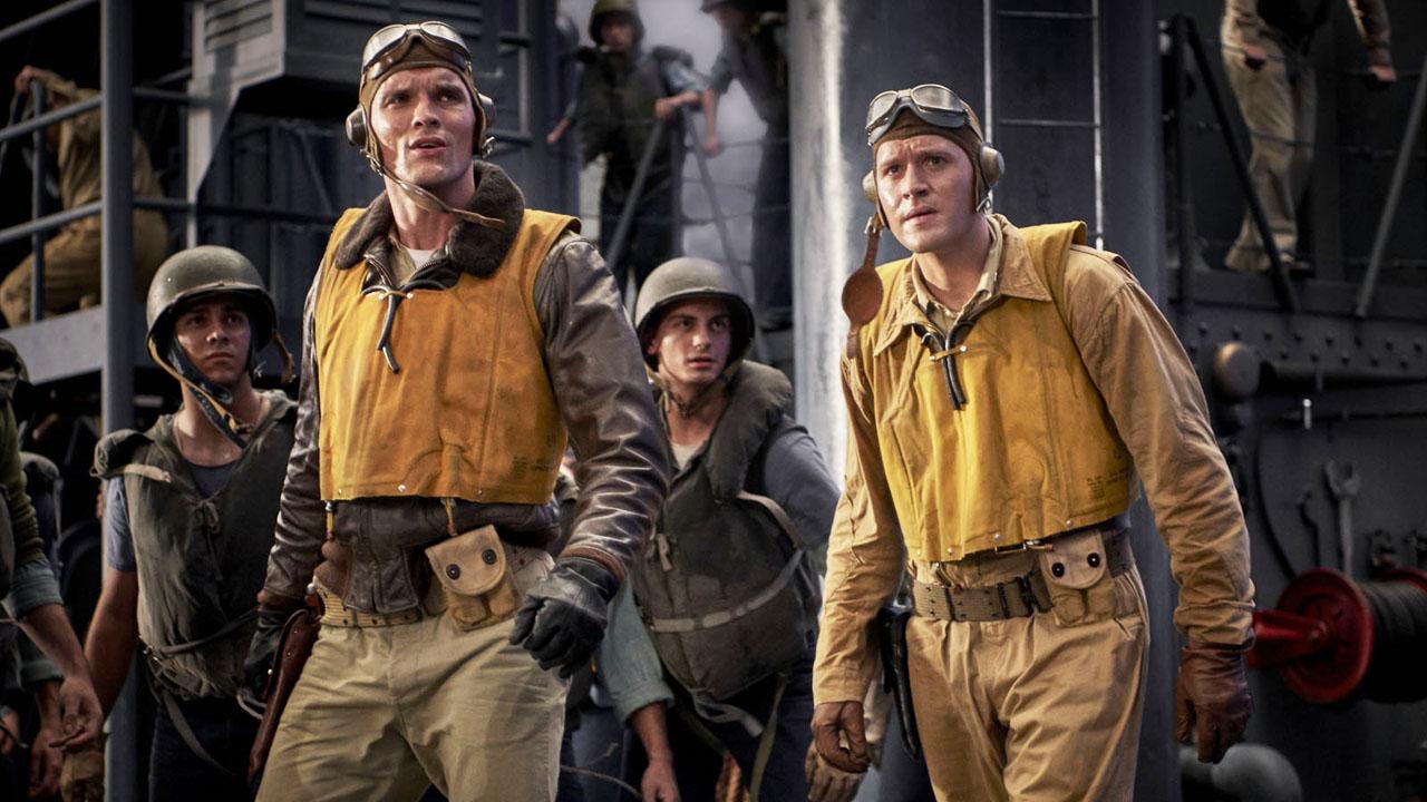 Bande-annonce Midway : le réalisateur d'Independance Day et 2012 s'attaque à la Guerre du Pacifique