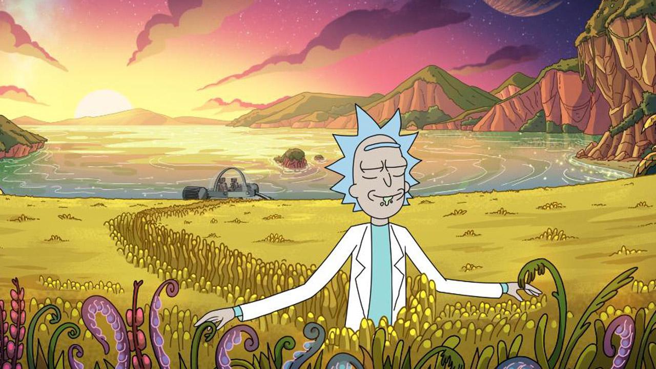Rick et Morty saison 4 : découvrez les premières images !