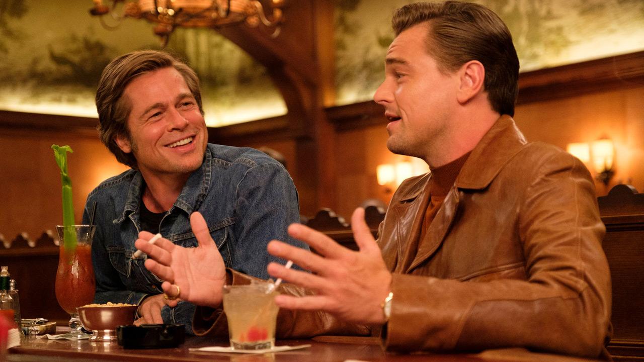 Brad Pitt et Leonardo DiCaprio avaient déjà joué ensemble avant le Tarantino