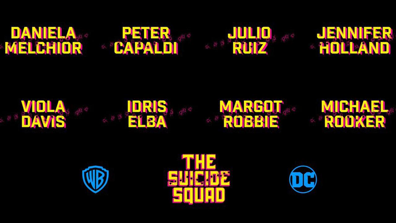 24 acteurs pour The Suicide Squad : découvrez le casting complet de James Gunn
