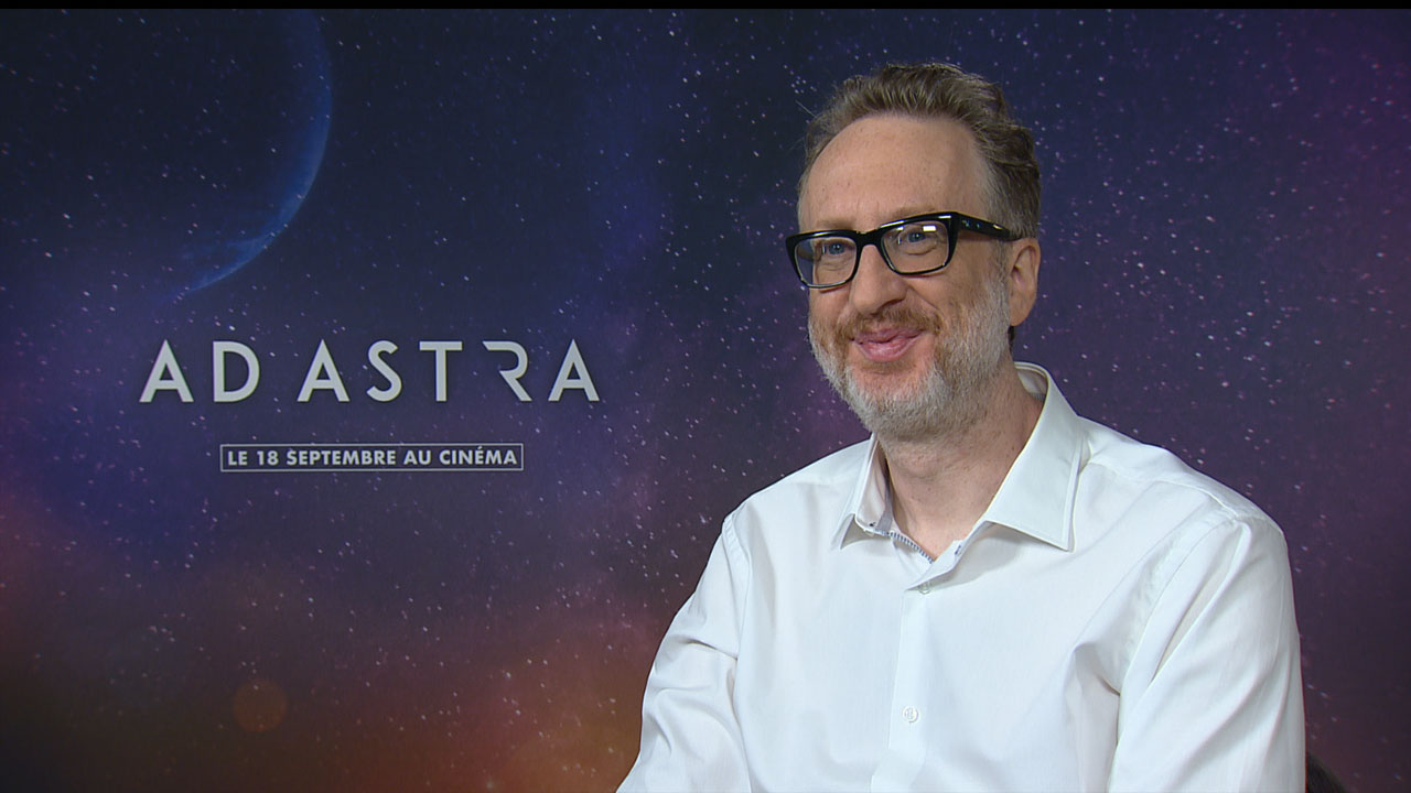 "James Gray : ""Ad Astra est mon film le plus difficile !"""