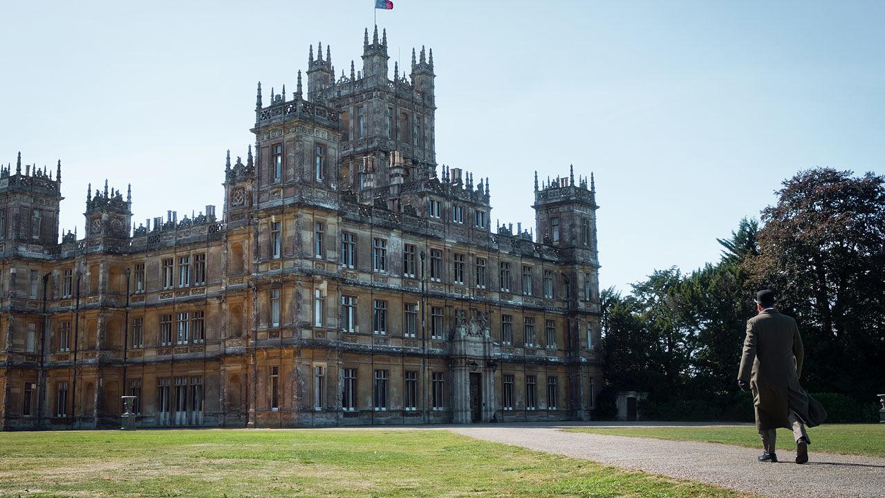 Downton Abbey : et si vous passiez une nuit dans le célèbre château ?