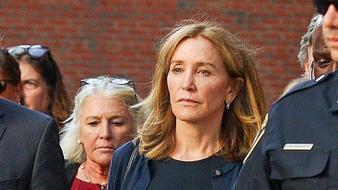 Felicity Huffman en prison suite au scandale des admissions à l'université