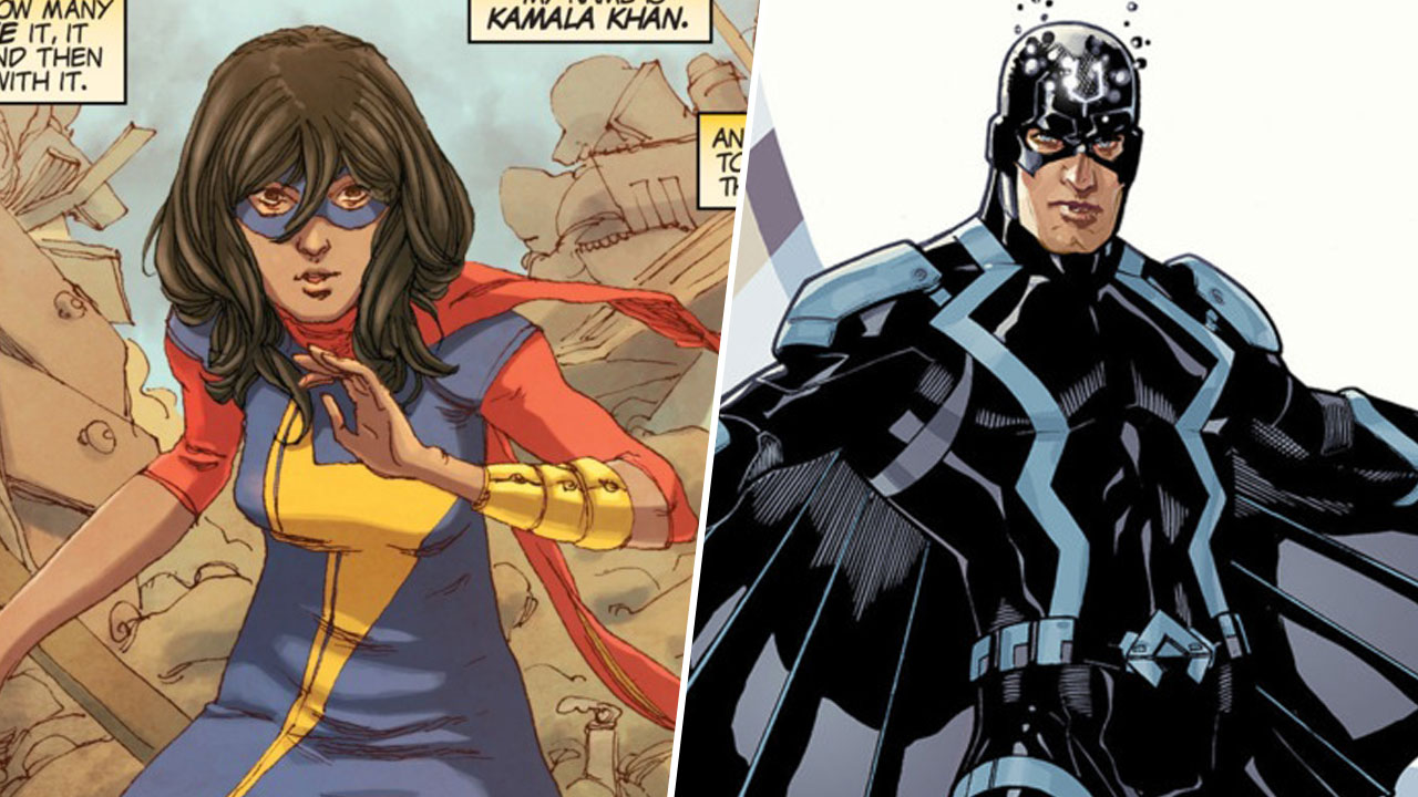 Miss Marvel : la série va t-elle accueillir les Inhumains ?