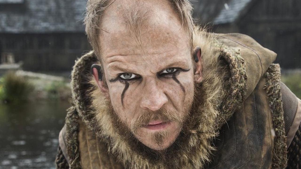 Vikings : les secrets de l'eyeliner de Floki