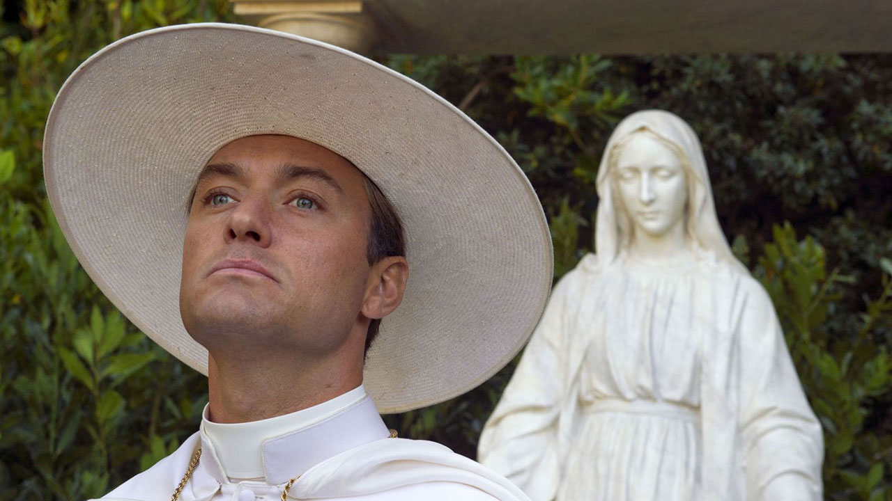 The New Pope (Canal+) : au fait, comment se terminait The Young Pope ?