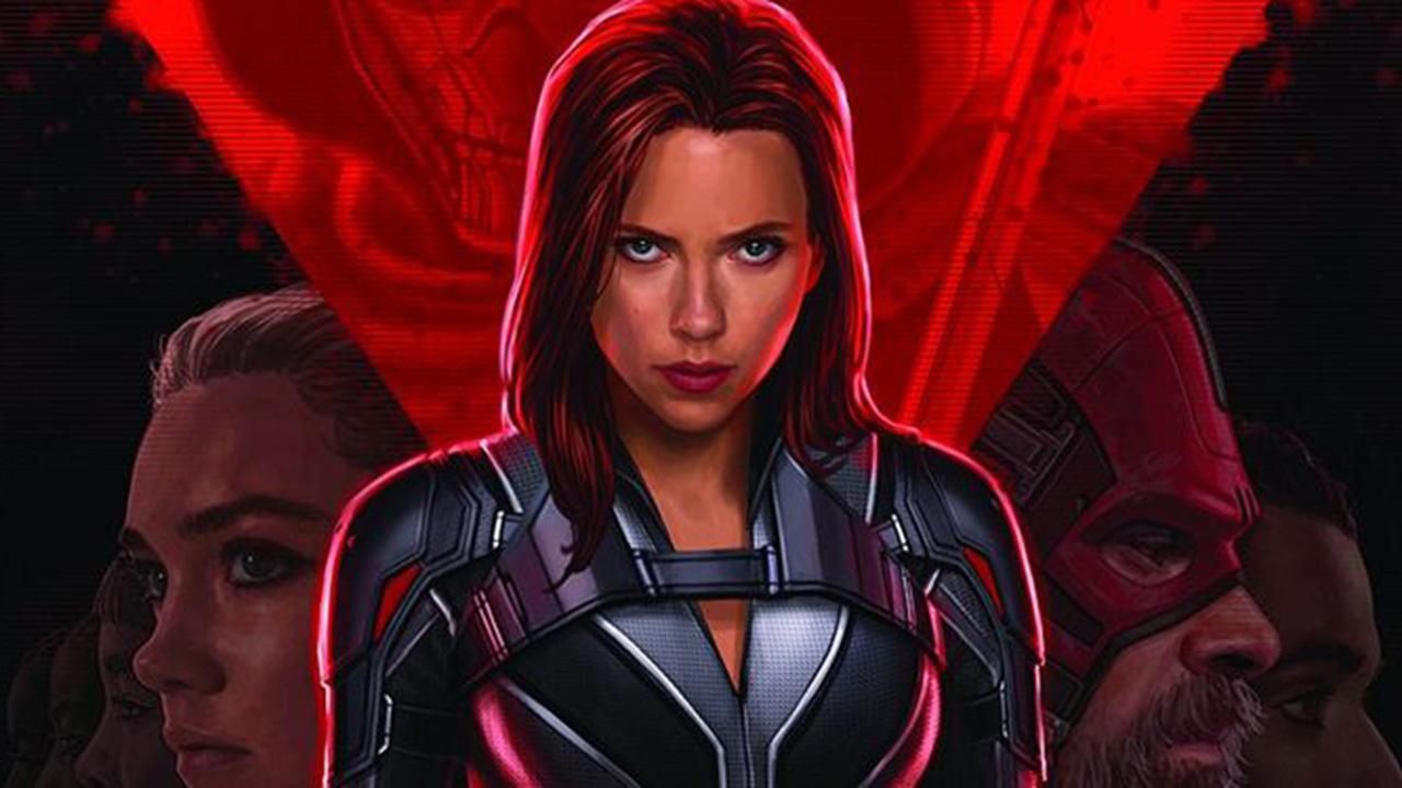 Nouvelle bande-annonce Black Widow : Scarlett Johansson et les Avengers russes contre Taskmaster