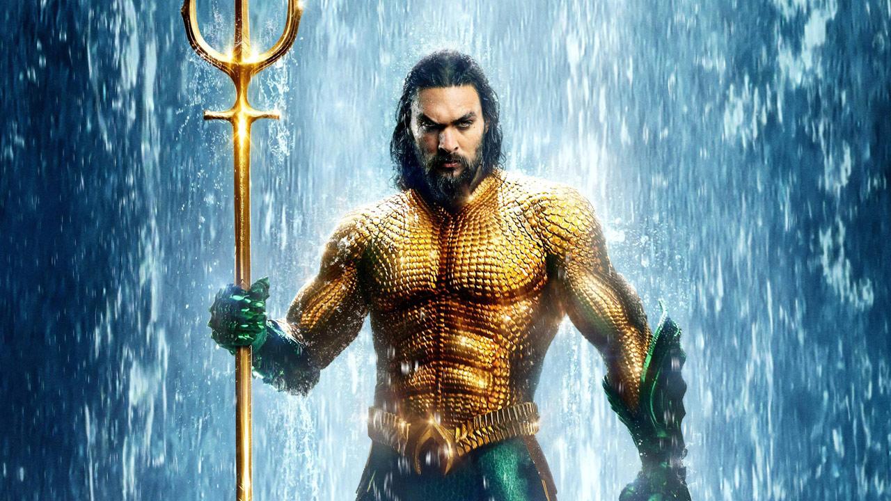 Aquaman : bientôt une série animée inspirée du film avec Jason Momoa