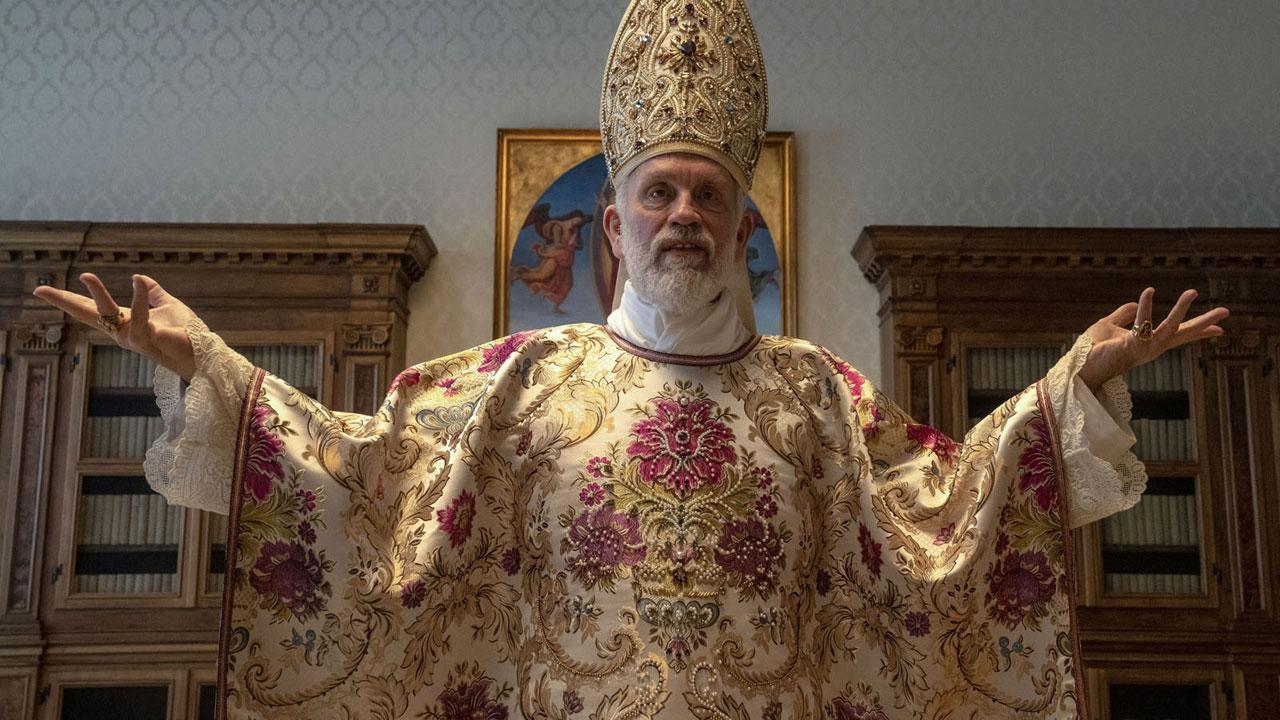 The New Pope (Canal+) : la presse a-t-elle été conquise par la série avec John Malkovich ?