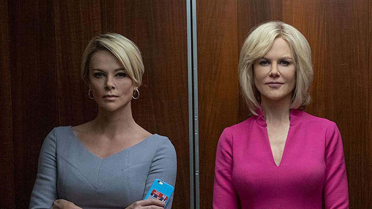 Les maquillages de Scandale : comment Charlize Theron et Nicole Kidman se sont métamorphosées