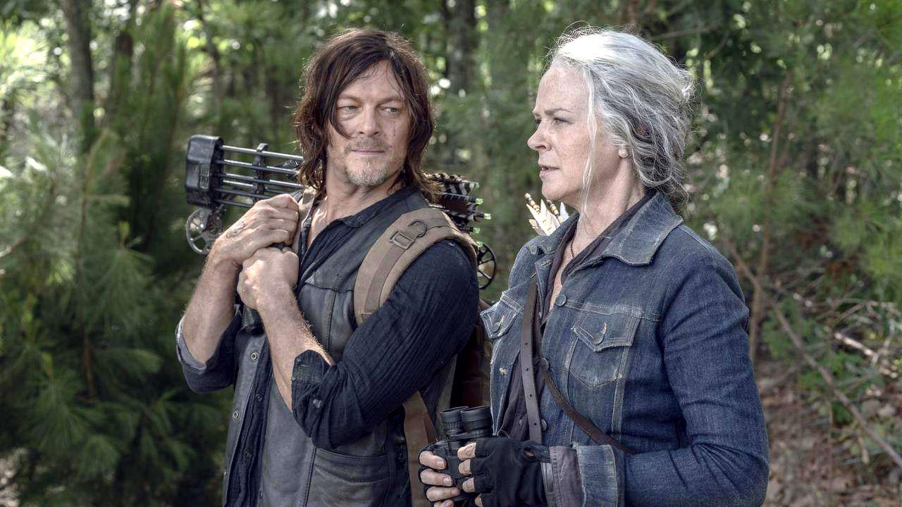 Séries et films sur OCS en février : des inédits de The Walking Dead et Men in Black International...