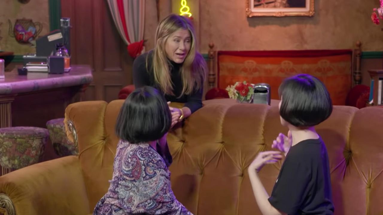 Friends : Jennifer Aniston fait une surprise aux fans dans le décor de la série
