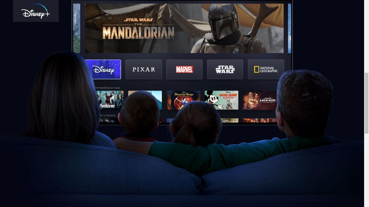 The Mandalorian sur Disney+ : comment seront diffusés les épisodes en France ?