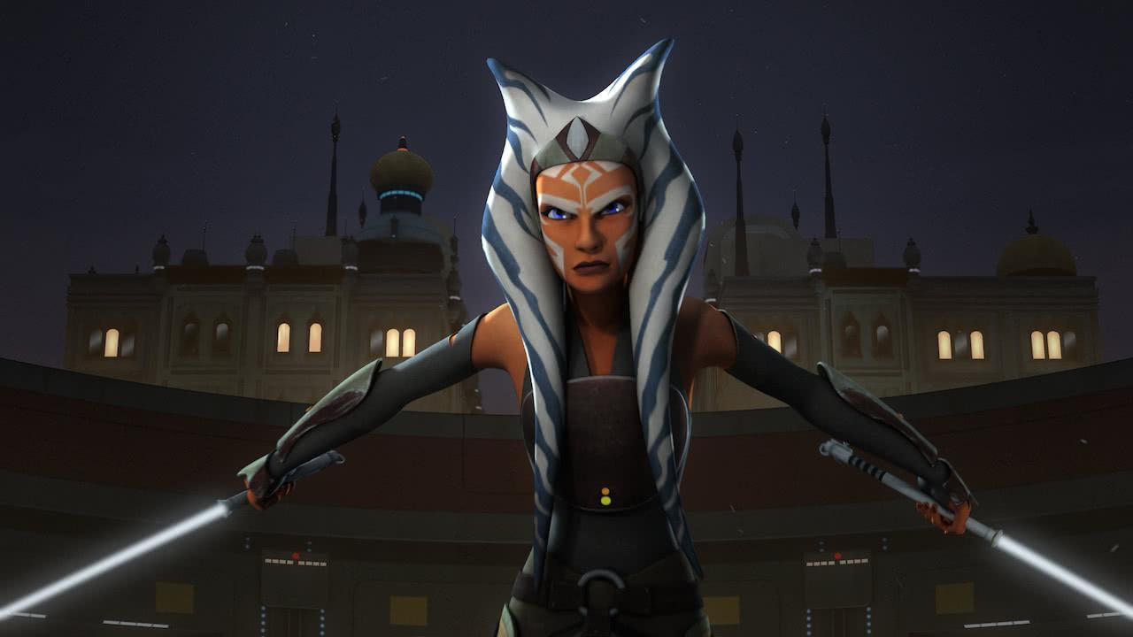 Star Wars: l'héroïne de Clone Wars a fait un cameo dans l'Episode 9