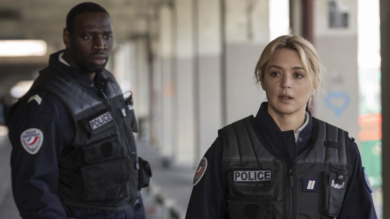 Bande-annonce Police : Omar Sy et Virginie Efira flics en mission nocturne