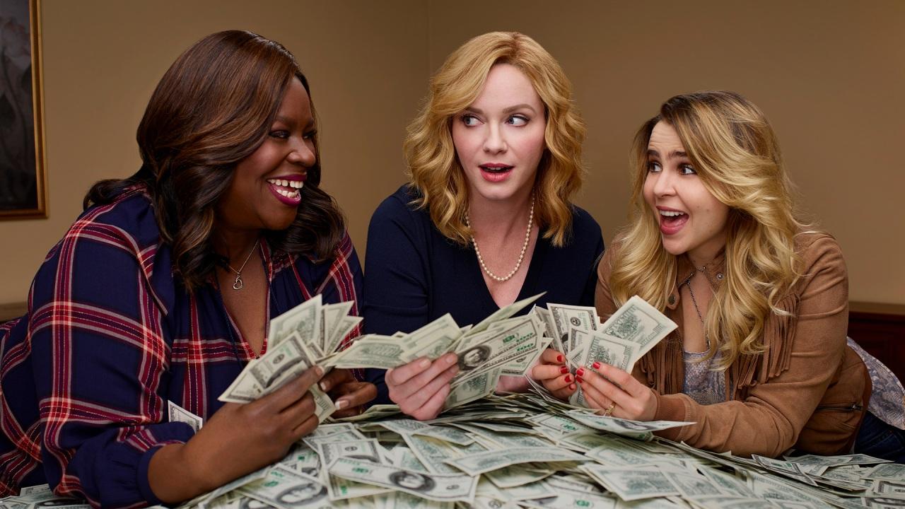 Good Girls sur M6 : que vaut la série entre Desperate Housewives et Weeds ?