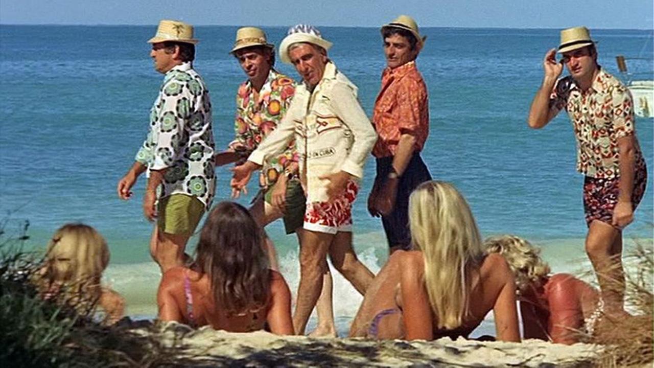 L'Aventure, c'est l'aventure sur France 2 à 14H : comment Aldo Maccione a-t-il inspiré la scène culte sur la plage ?