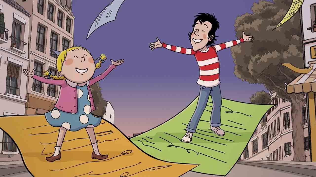 MyCanal : Tom-Tom et Nana, une adorable série animée à découvrir pendant le confinement