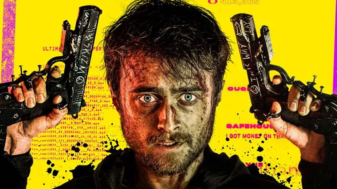 Guns Akimbo (Amazon Prime) avec Daniel Radcliffe : un lien caché avec Harry Potter