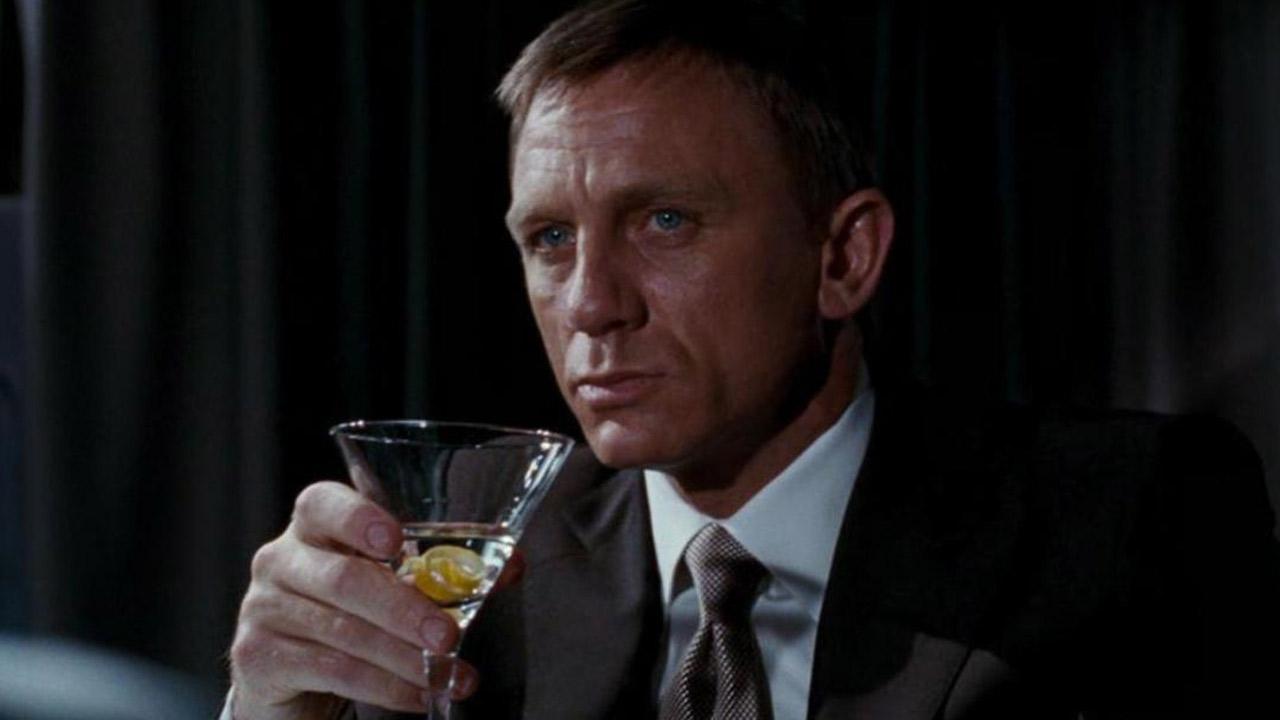 Cuisine & Cinéma : le cocktail martini de l'agent 007