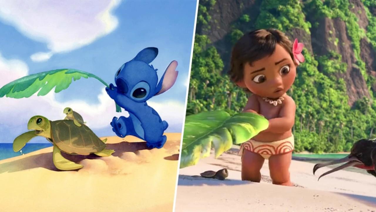 Vaiana : 30 détails cachés dans le film d'animation Disney