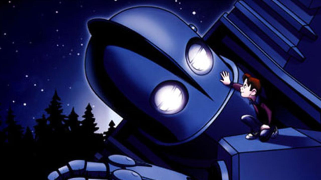 Cinéma pour les enfants : Le Géant de Fer, le premier chef-d'œuvre du réalisateur de Ratatouille