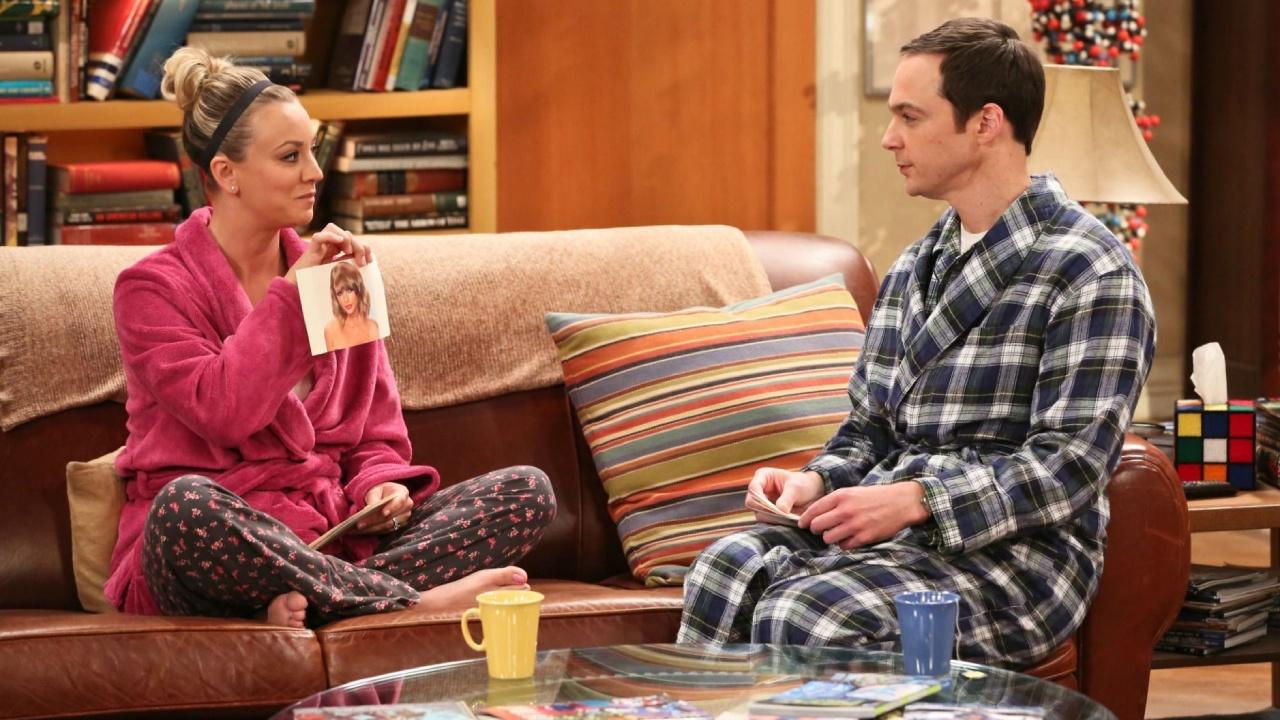 The Big Bang Theory : Kaley Cuoco dévoile son moment préféré entre Penny et Sheldon