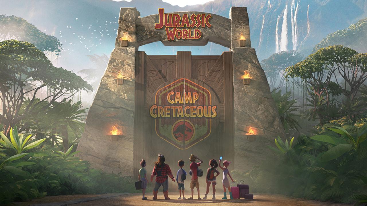 Netflix : un teaser pour la série animée dérivée de Jurassic World