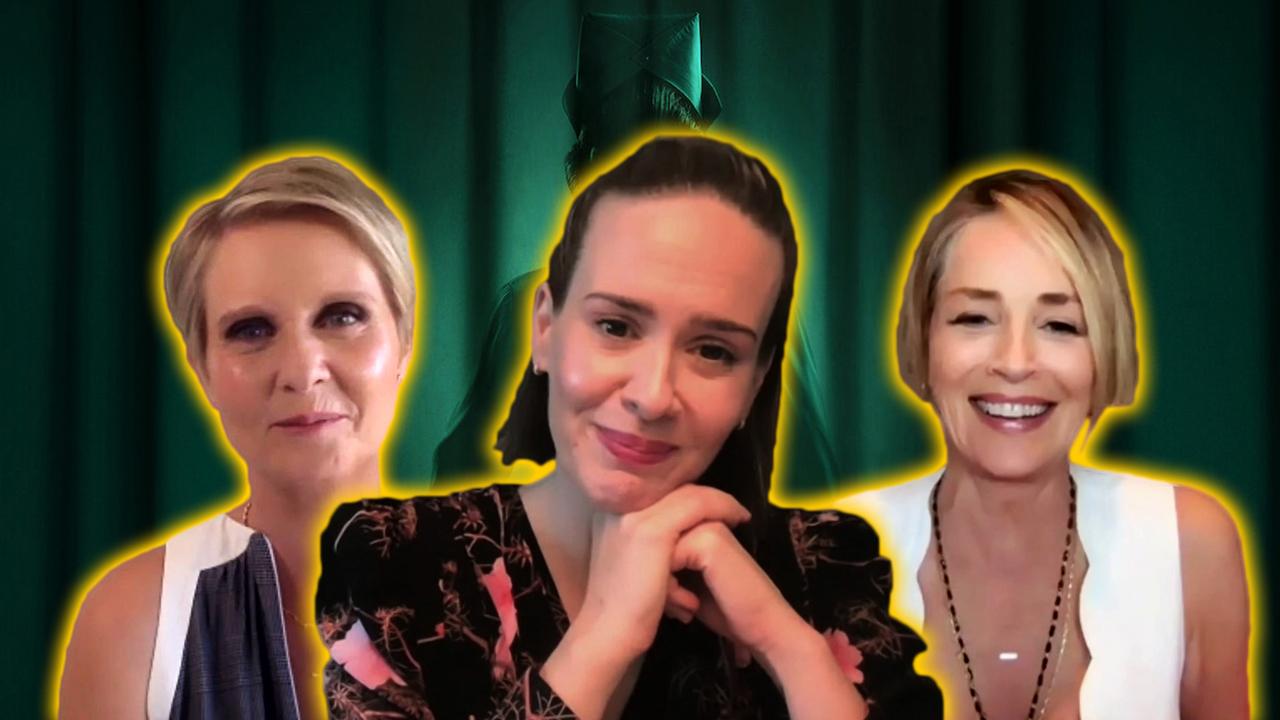 Ratched sur Netflix : la série vue par Sarah Paulson, Sharon Stone et Cynthia Nixon [INTERVIEW]