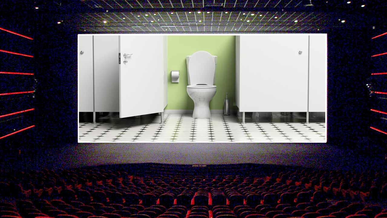 Au fait... Quel est le premier film à avoir montré des WC ?