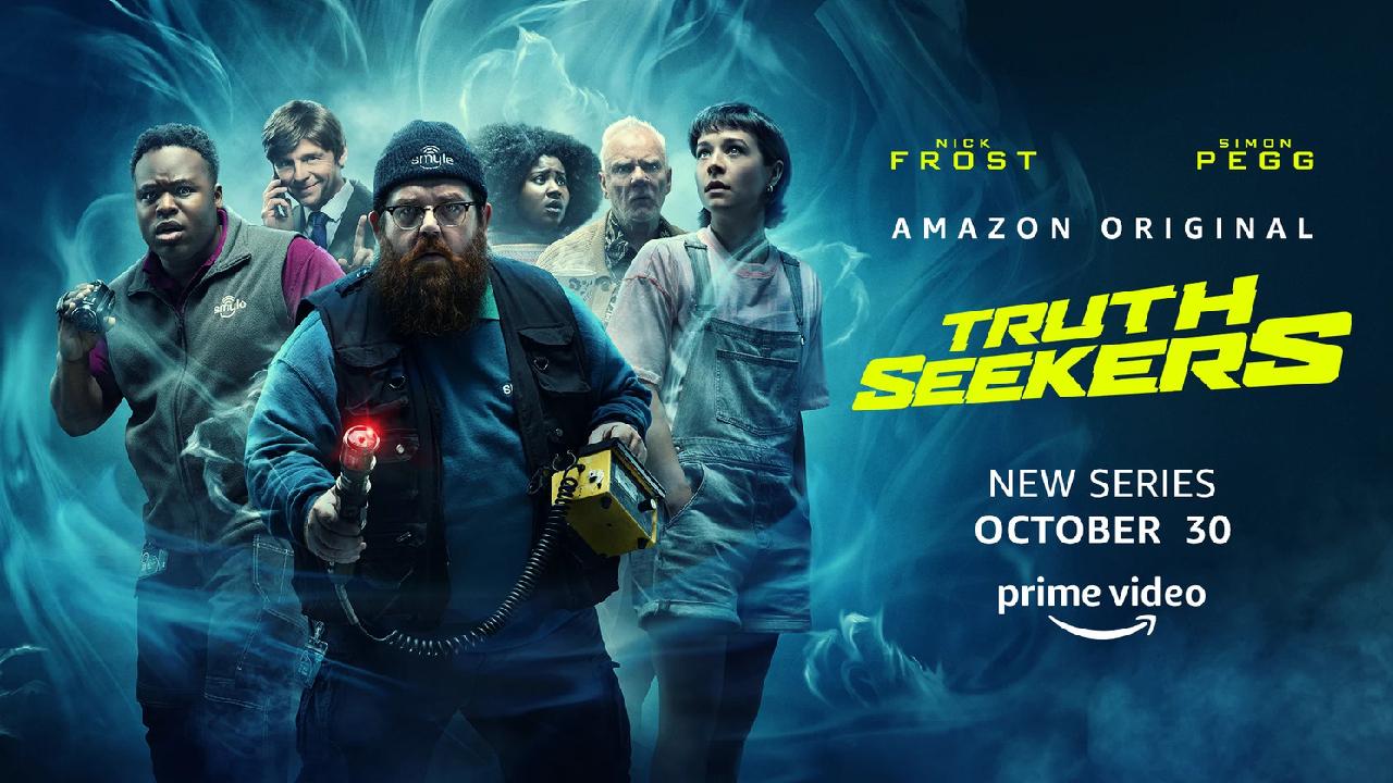 Amazon Prime Video : les films et séries à voir en octobre 2020 : Truth Seekers, Utopia, The Walking Dead : World Beyond