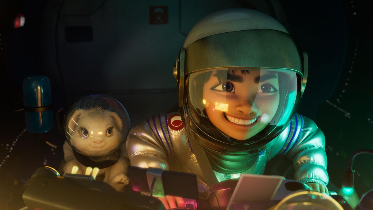 Voyage vers la lune sur Netflix : à partir de quel âge voir le film ?