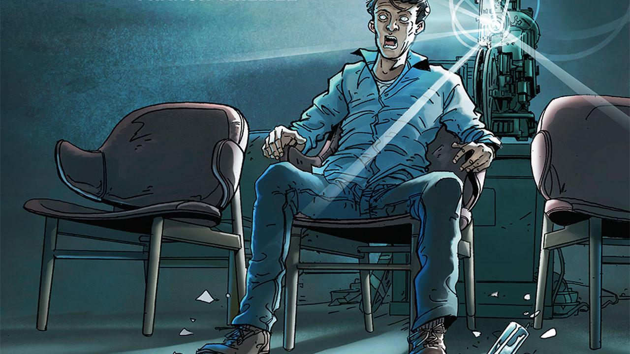 Le Syndrome E : une série adaptée des romans de Franck Thilliez bientôt sur TF1