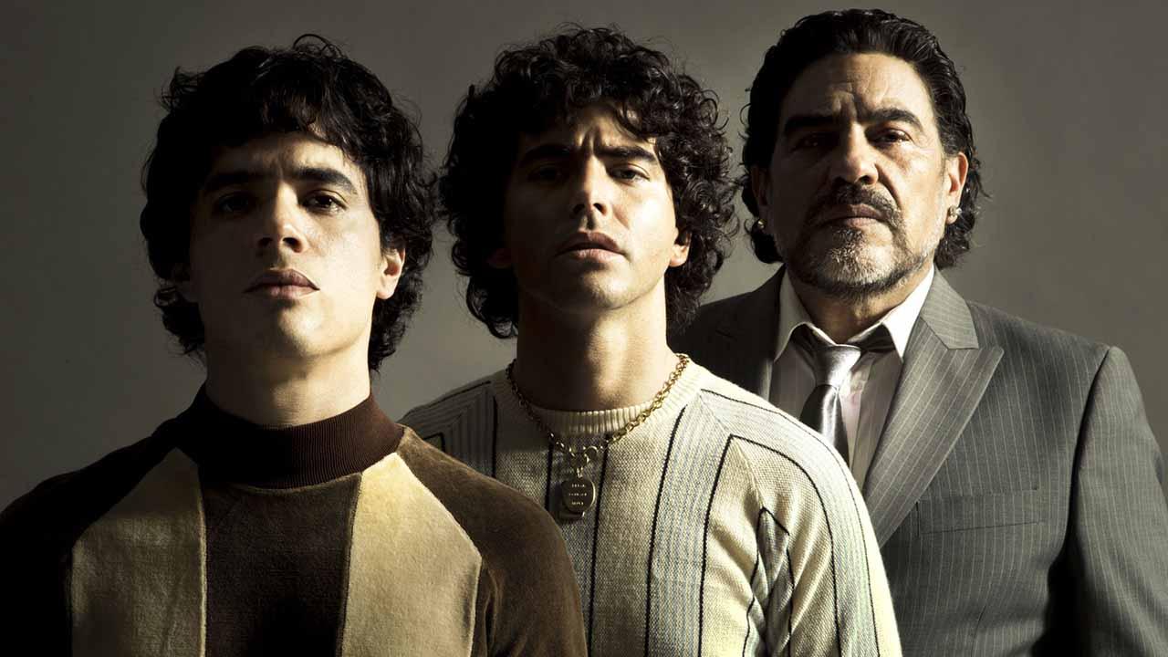 Diego Maradona a 60 ans : saviez-vous qu'Amazon allait bientôt dévoiler une série sur la légende du foot ?