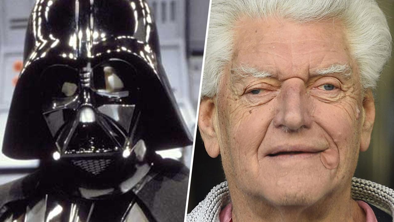 Star Wars : mort de David Prowse, l'homme sous le costume de Dark Vador