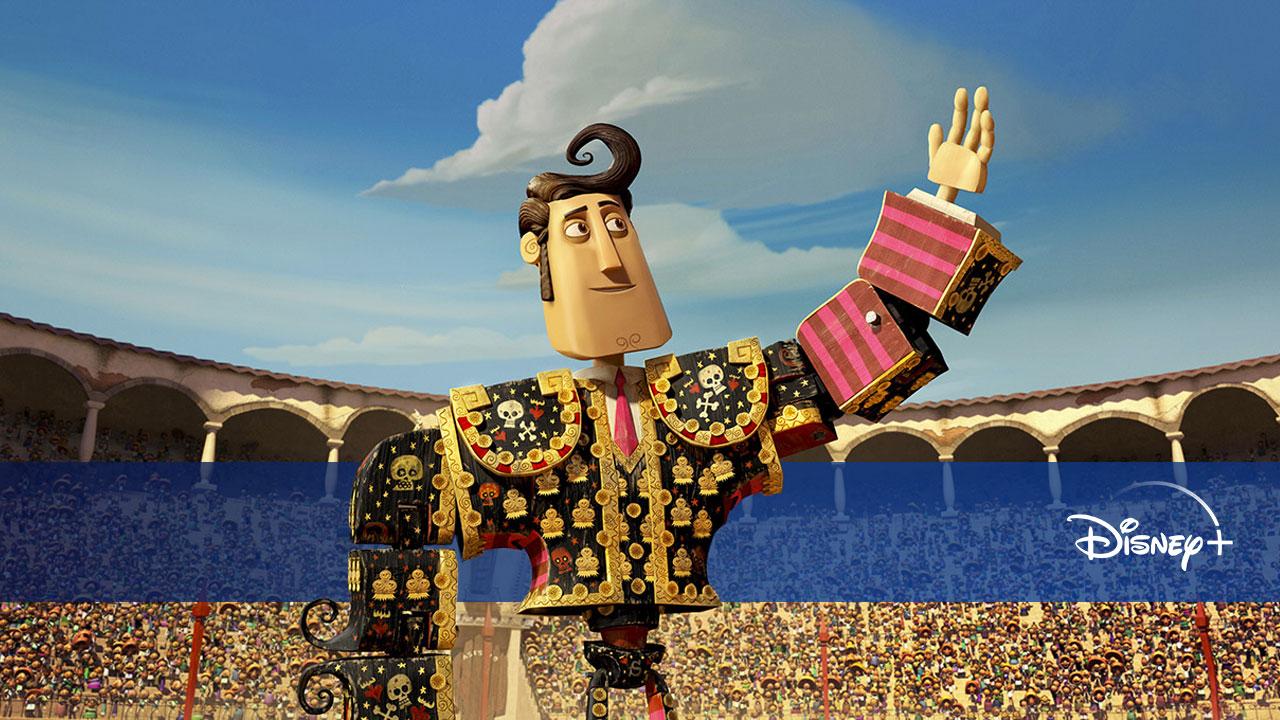 Nouveautés Disney+ du 22 au 28 janvier : les courts-métrages Pixar Popcorn, La légende de Manolo...