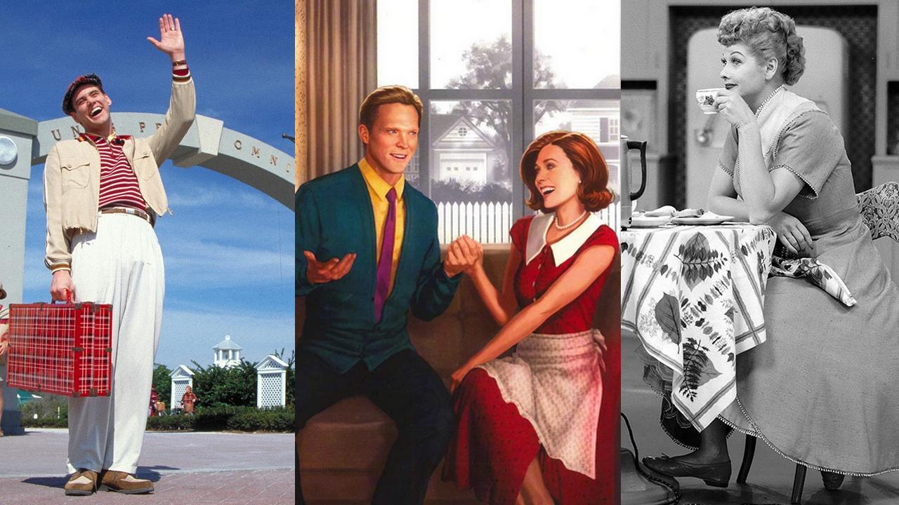 WandaVision : de The Truman Show à Ma Sorcière bien-aimée, les nombreuses inspirations de la série