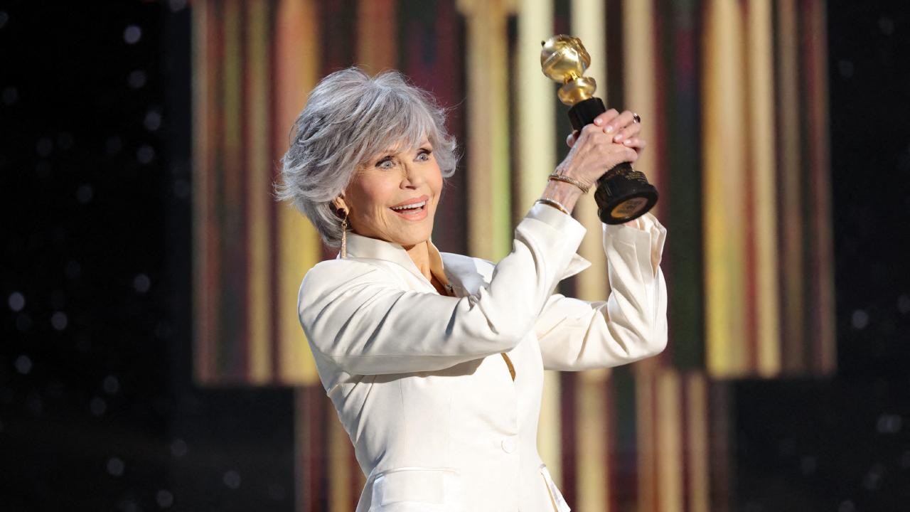 Golden Globes 2021 : Jane Fonda livre un discours fort sur la diversité
