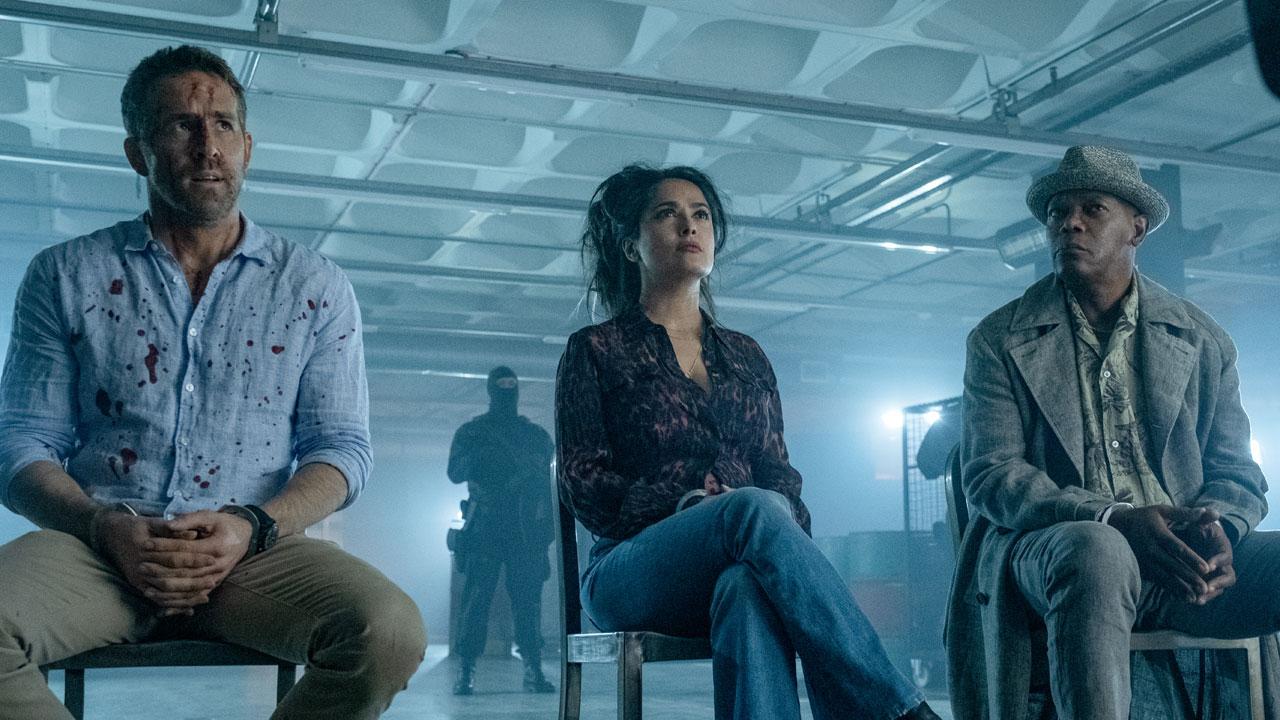 Bande-annonce Hitman & Bodyguard 2 : Ryan Reynolds et Salma Hayek font tout sauter au son de Britney Spears