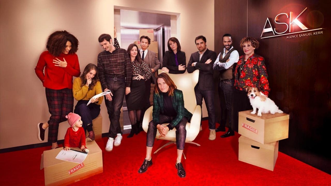 Dix pour cent : une saison 5 confirmée pour la série de France 2