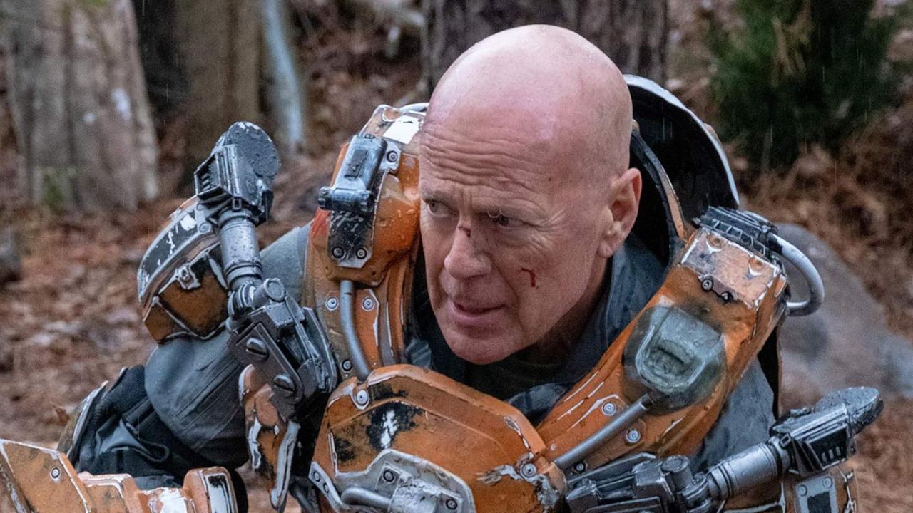 Cosmic Sin sur Prime Vidéo : on a rencontré la nouvelle voix de Bruce Willis