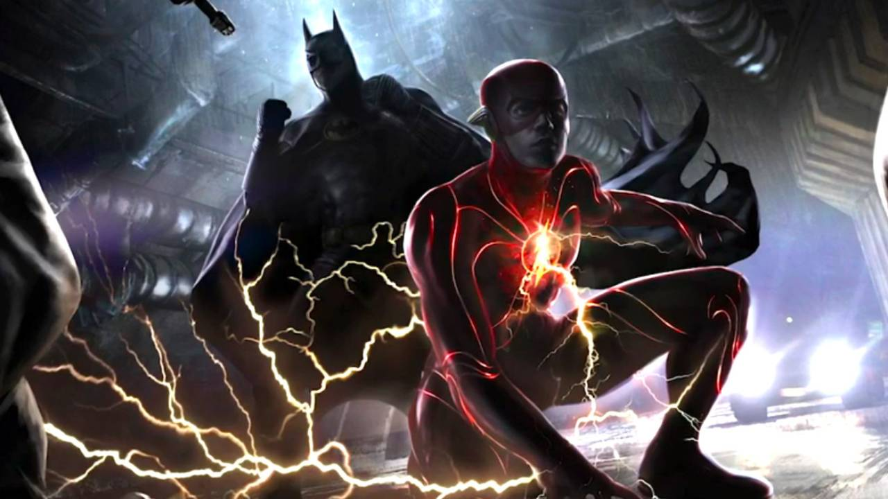 The Flash : Michael Keaton confirmé en Batman et début de tournage pour le film DC